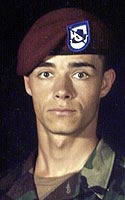 Army Capt. Daniel W. Eggers