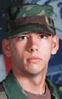 Army Pfc. Jeremy W. Ehle