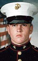 Marine Lance Cpl. Bradley M. Faircloth
