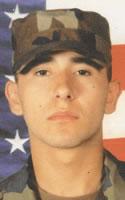 Army Cpl. Billy B. Farris