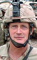 Army Command Sgt. Maj. Steven W. Faulkenburg