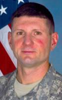 Army Lt. Col. Joseph J. Fenty