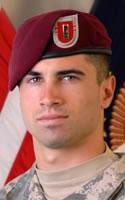Army Capt. Matthew C. Ferrara