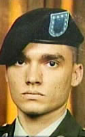 Army Pfc. Marius L. Ferrero