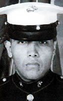 Marine Lance Cpl. Luis A. Figueroa