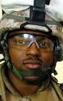 Marine 2nd Lt. Almar L. Fitzgerald