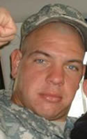 Army Spc. Aaron M. Forbes