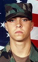 Army Pvt. 2 Robert L. Frantz