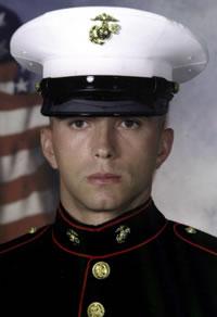 Marine Lance Cpl. David K. Fribley