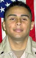 Army Sgt. Denis J. Gallardo