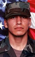 Army Spc. Tomas  Garces
