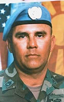 Army 1st Sgt. Joe J. Garza