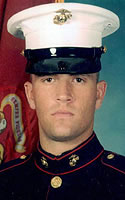 Marine Cpl. Christopher A. Gibson