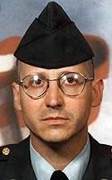 Army Pfc. Gregory R. Goodrich