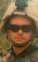 Army Staff Sgt. Gregson G. Gourley