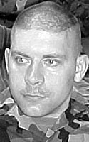 Army Spc. Richard A. Goward