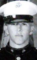 Marine Pfc. Andrew  Halverson