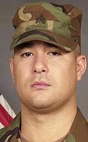 Army Sgt. Joshua R. Hanson