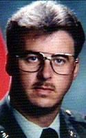 Army Sgt. 1st Class David A. Hartman