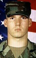 Army Spc. Erik W. Hayes