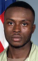 Army Pfc. Chassan S. Henry