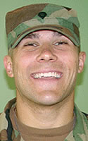 Army Spc. Brett M. Hershey