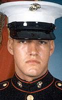 Marine Lance Cpl. Eric  Hillenburg