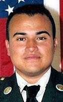Army Spc. Dominic J. Hinton