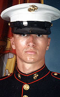 Marine Pfc. Ryan M. Jerabek