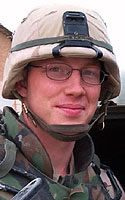 Army Spc. Michael G. Karr Jr.