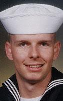 Navy Hospitalman Chadwick T. Kenyon