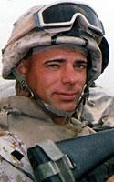 Marine Lance Cpl. Allan  Klein