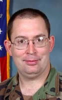 Army Spc. Chris  Kleinwachter