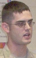 Army Sgt. Dustin D. Laird