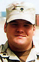 Army Spc. Charles R. Lamb