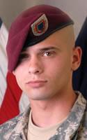 Army Spc. Joseph M. Lancour