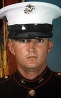 Marine Lance Cpl. Travis J. Layfield