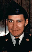 Army Staff Sgt. Rene  Ledesma