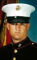 Marine Cpl. Michael C. Ledsome