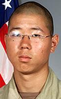 Army Pfc. Samuel S. Lee