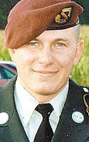 Army Spc. Zachariah W. Long