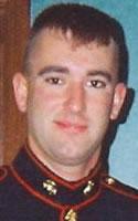 Marine Cpl. Eric R. Lueken