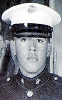 Marine Lance Cpl. Cesar F. Machado-Olmos