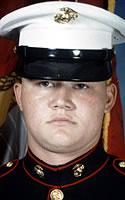Marine Lance Cpl. Fred L. Maciel