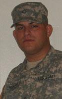 Army Cpl. Luigi  Marciante Jr.
