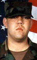 Army Pfc. Jesse J. Martinez