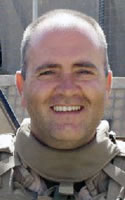 Marine Master Sgt. Brian P. McAnulty