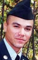 Army Spc. Dustin K. McGaugh