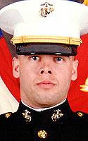 Marine 2nd Lt. Donald R. McGlothlin