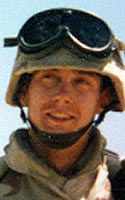 Army Staff Sgt. Don S. McMahan